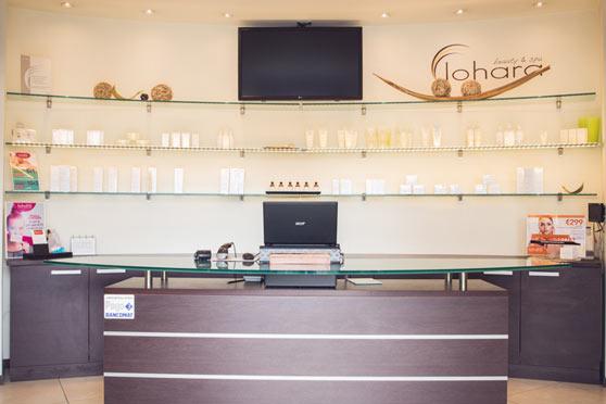 Lohara Hairstyle Centro Benessere Wellness Estetica Mani E Capelli Gallarate Varese